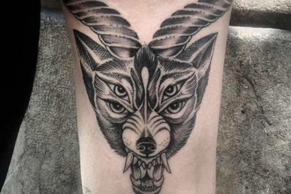 tatuajes demon l'embruix