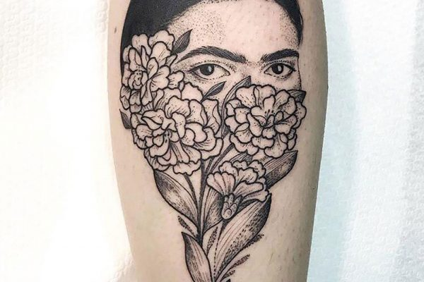 DEMON-TATTOO-FRIDA-KALO