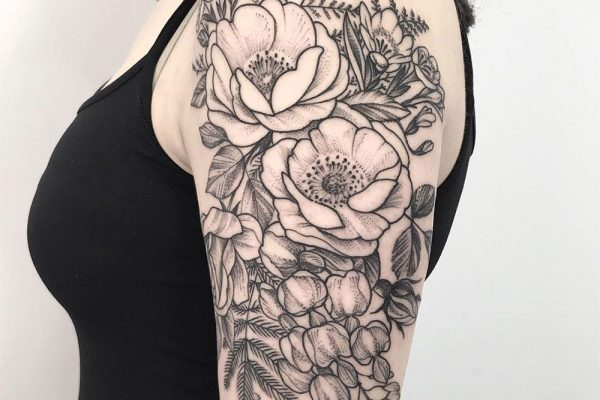 FLOWER-TATTOO-FLORES
