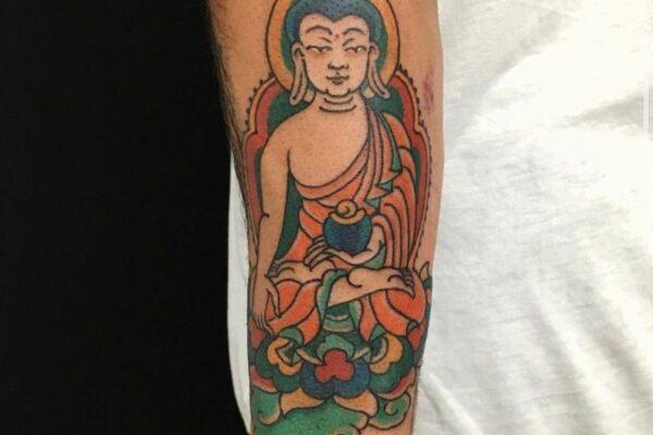 tatuaje-buda